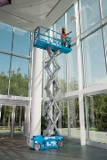 Where to rent Scissor Lift, 15  tall x 30  wide in Bowling Green FL
