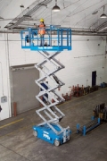 Where to rent Scissor Lift, 32  tall x 46  wide in Bowling Green FL