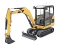 Where to rent MINI EXCAVATOR 302.7D in Bowling Green FL