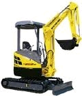 Where to rent MINI EXCAVATOR, KABELCO in Bowling Green FL