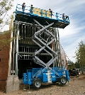 Where to rent Boom Lift, 40 tall x 22  long x 90  wide in Bowling Green FL