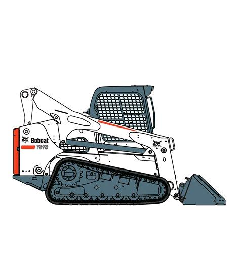 Where to find Skid Steer, T870   Cab in Bowling Green